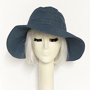 Denim Sun Hat